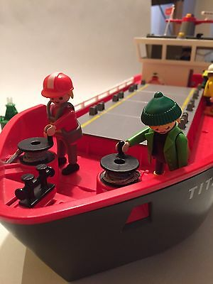 Playmobil 4472 | Frachtschiff * Containerschiff * Frachter * Conlines