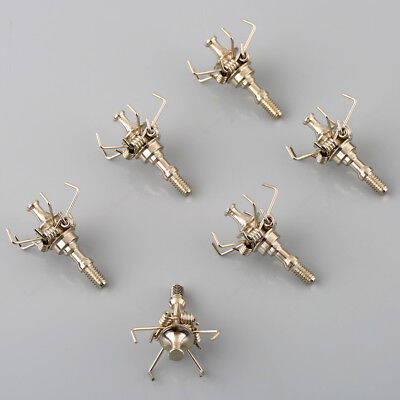 New 6pcs Judo Arrow 110 Grain Paw Points 4mm Screw Pro for Hunting Tip