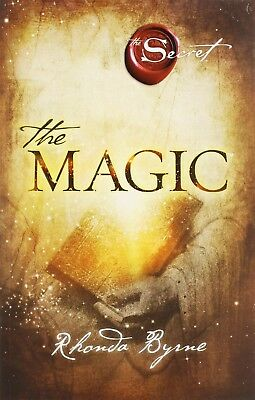 The Magic by Rhonda Byrne -  PDF DOWNLOADABLE FORMAT  / SENT VIA EMAIL