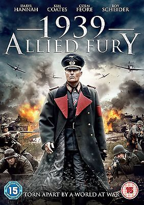 1939 - Allied Fury (Dvd) (War) (New And Sealed) (Region 2) (Free Post)