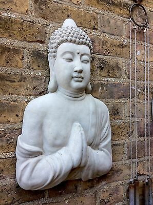 Very Large Divine Buddhas Wall Plaque (53cm) Unique From The Designer Sius.