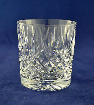 "Edinburgh Crystal ""LOMOND"" Whiskey Glass – 7.6cms (3″) Tall"