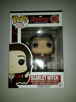 Avengers Scarlet Witch #95 Funko Pop! - New In Box