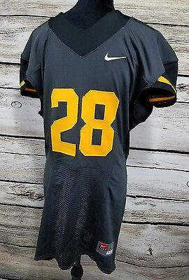 NEW Mens NIKE Size Large Football Jersey Lineman On Field Long Pads Custom NICE