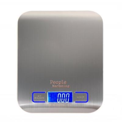 5KG/1G 11LBS Digital Electronic Kitchen Food Diet Postal Scale Weight Balance