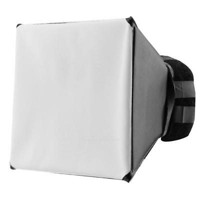 Universal Foldable Photo Flash Lamp Light Soft Box Diffuser for All DSLR Camera