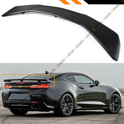For 2016-2018 Chevrolet Camaro LT RS SS ZL1 Style Big Trunk Lid Spoiler Wing