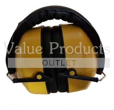 Supreme Folding Ear Defenders / Ear Muffs - Comfortable Ear Protection