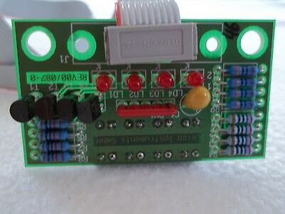 Leica TP1020 Horizontal Position Board With Cable( p/n: 14042246116)