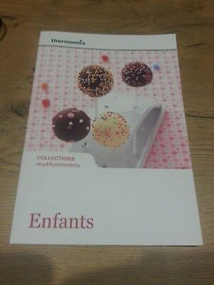 Livre Thermomix Collection Enfants neuf