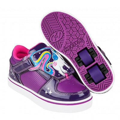 Heelys Twister X2 Unicorn/Galaxy 2x2 Wheels - UK Size 3 SALE!