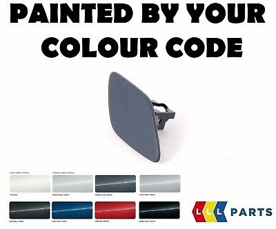 Bmw E92 E93 Front Bumper Right Headlight Washer Cover Painted By Your Color Code