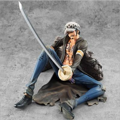 P.O.P Limited Edition One Piece Trafalgar Law Action PVC Figure Toys