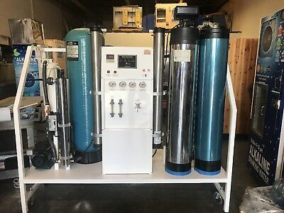 Commercial Water System for Water store