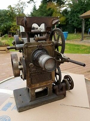 Antique Power's No. 6 Silent Movie Projector - Cameragraph