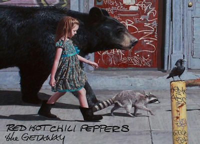The Getaway by Red Hot Chili Peppers Audio CD