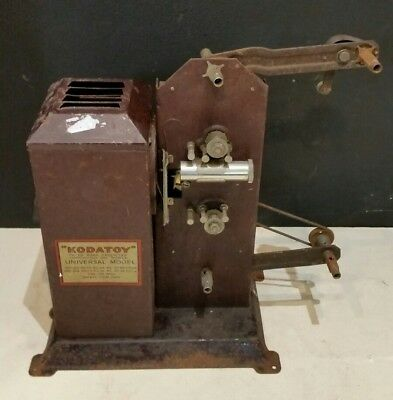 Kodak Kodatoy Antique Vintage 16mm Cine Film Projector