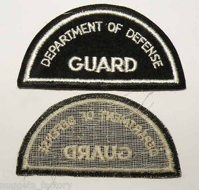 Patch department of defense - Guard ( 029)