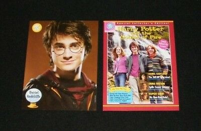 HARRY POTTER magazine clippings lot No1