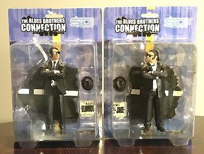SD The Blues Brothers Connection Set