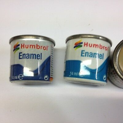 Humbrol Paint Selection