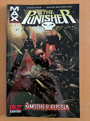 USED (VG) The Punisher : Mother Russia