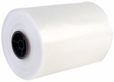 """PT1404 Poly Tubing Roll, 1075' Length x 14"""" Width, 4 mil Thick, Clear"""