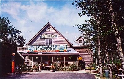 Roadside Store: Fred's General Mercantile, Beech Mountain, NC. Superlative.
