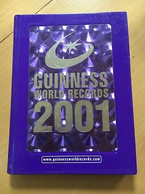 The Guiness World Book Of Records 2001