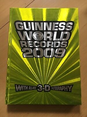 The Guiness World Book Of Records 2009