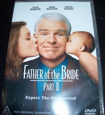 Father Of The Bride Part II ( 2 ) (Australia Region 4) DVD - New