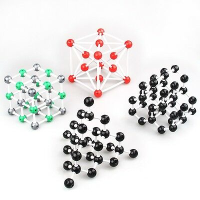 Atom Molecular Model Kit for Lab Organic Chemistry Teach Set Teaching Study Gift
