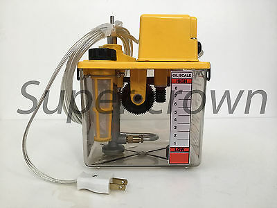 Chiba Cnc Sma-601-10F 110V 2L Float-Switch Pressure Relief Lubrication Pump Ce