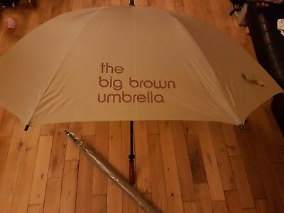 BN Golf Umbrella from Bloomingdales USA - part of the Little Brown Bag Range