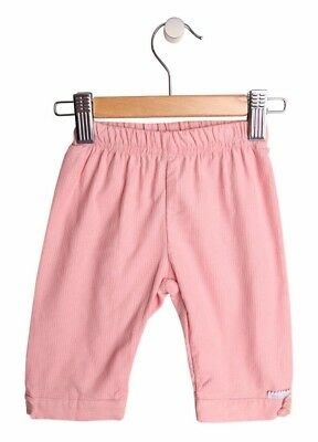 Baby Toddler Max and Tilly Girls Musk Pink Pants by Clothes Trousers New Size 1