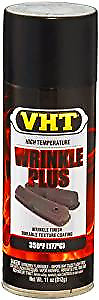 VHT High Temperature Spray Paint Wrinkle Plus BLACK SP201