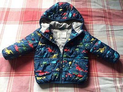 Toddlers Winter Coat Boys 18-24 Months