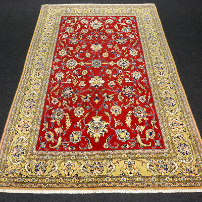 seiden teppich carpet gold 290x200 medusa versac perser orient barock rug neu eur 99 00. Black Bedroom Furniture Sets. Home Design Ideas