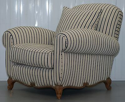 Ralph Lauren Marseilles Club Armchair Rrp £6000 Over Sized Hand Made Lovely Find