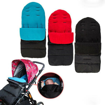 Baby Toddler Universal Warm Footmuff Cosy Toes Apron Liner Buggy Pram Stroller