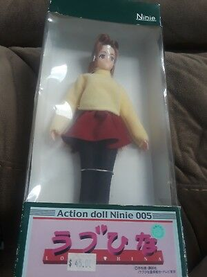 Love Hina Doll Action doll Ninie 005