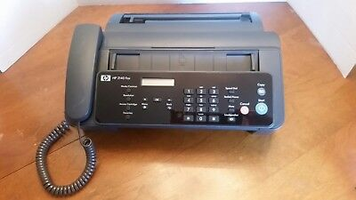 HP 2140 Professional Quality Plain-Paper Fax and Copier with built in telephone