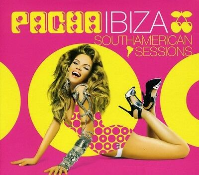 Pacha Southamerican Sessions - 3 DISC SET - Pacha Southamerican  (2011, CD NEUF)
