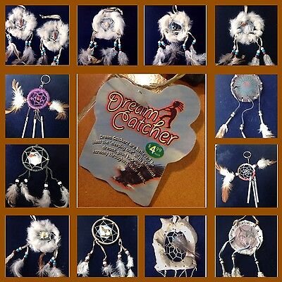 Dream Catchers Lot Of 25 Assorted Pieces for gifts, resell, NEW DREAM CATCHERS