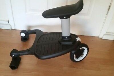 Bugaboo comfort wheeled board plus Fits cameleon 1 , 2 and 3 Frog and gecko .