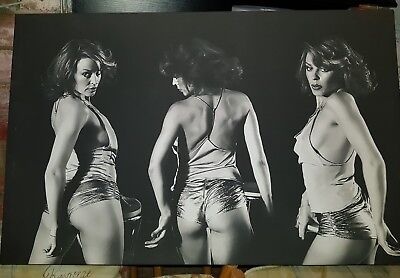 kylie Minogue Framed Canvas Picture from Spinning Around!!