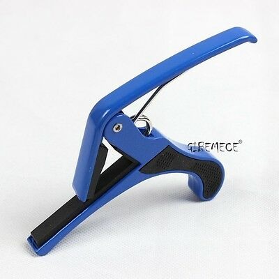 Quick Change Guitar Capo Capotraste Violao for 6 String Acoustic Electric Guitar