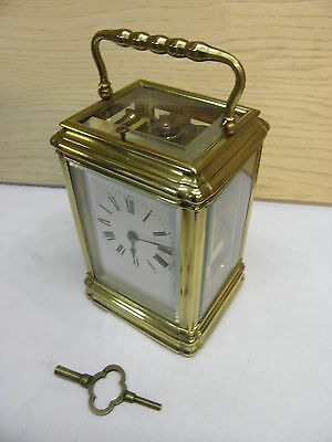 antique charles frodsham grand sonnerie 1/4 repeater carriage clock reduced !