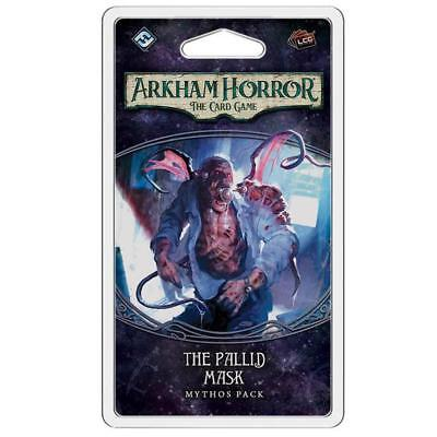 PREORDER Arkham Horror LCG The Pallid Mask Board Game