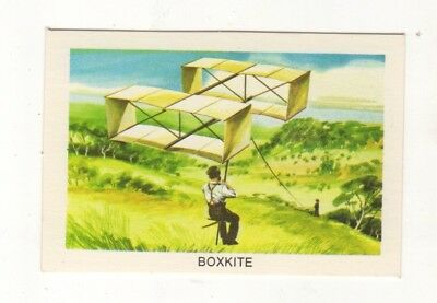Tip Top Bread - Great Sunblest Air Race Cards.Boxkite